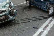 Καραμπόλα τριών οχημάτων στο κέντρο της Πάτρας