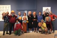 Καλοκαιρινό Φεστιβάλ Καρναβαλιού: Ενδιαφέρον παρουσίασαν οι ομιλίες με θέμα «Αρχαία Θεατρική Μάσκα και Ήχος» (φωτο)
