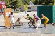 Πάτρα: Με σύμμαχο τον καλό καιρό πραγματοποιήθηκε η παιδική καρναβαλική γιορτή στην Πλαζ (φωτο)