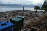 Αχαΐα: Πλημμύρισαν Ψαθόπυργος και Ροδινή - Ποτάμια οι παραλιακοί δρόμοι (pics+video)