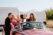 Just The 2 Of Us: Backstage φωτογραφίες από τα γυρίσματα του trailer