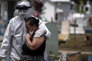 Κορωνοϊός: Στους 728 οι νέοι θάνατοι στην Βραζιλία
