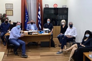 Τη διάθεσή τους για αγαστή συνεργασία με το Δήμο Αιγιαλείας επικύρωσαν πέντε βουλευτές της Αχαΐας