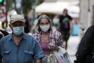 Κορωνοϊός: Μάσκα παντού στην Αχαΐα από σήμερα - Πρόστιμο 150 ευρω και σε πεζούς
