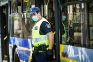 Δυτική Ελλάδα: Συνεχίζονται οι παραβάσεις για τη μη χρήση μάσκας -