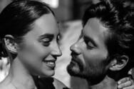 Ραφαέλα Ψαρρού: «Είναι πολύ όμορφο να είσαι η γυναίκα του Γιώργου Καράβα» (video)