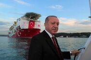 Ερντογάν: Ανακαλύψαμε αποθέματα φυσικού αερίου στη Μαύρη Θάλασσα