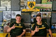 Δύο νεαροί Πατρινοί ποδοσφαιριστές υπέγραψαν στην ΑΕΚ! (φωτό)