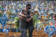 Κορωνοϊός - Βραζιλία: Πάνω από 24.000 νέα κρούσματα