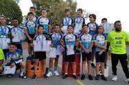 Ποδηλατικός Όμιλος Πατρών - 20 μετάλλια σε ένα διήμερο στη Σπάρτη!