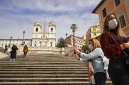 Κορωνοϊός - Ιταλία: Νέο ρεκόρ κρουσμάτων