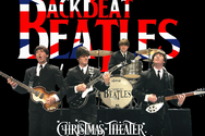 Back Beat Beatles at Christmas Theater