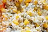 Ετοιμάστε μια γευστική ρυζοκοτοσαλάτα