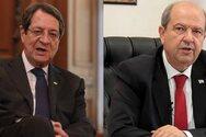 Την ερχόμενη εβδομάδα η συνάντηση Τατάρ - Αναστασιάδη