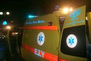 Τροχαίο ατύχημα με τραυματισμό στην Πατρών - Αθηνών