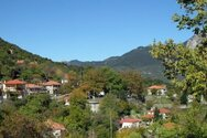 «Covid free» χωριό στην ορεινή Ναυπακτία (video)