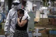 Covid-19: Ξεπέρασαν τους 155.000 νεκρούς στην Βραζιλία