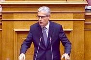Ο Άγγελος Τσιγκρής φέρνει στη Βουλή τη διάσωση των κατολισθήσιμων οικισμών της Αχαΐας