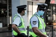 Κορωνοϊός: Πρόστιμα €100.000 σε δυο ώρες στο κέντρο της Αθήνας