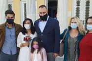 Γάμος στην Κοζάνη εν μέσω lockdown!
