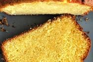 Κέικ πορτοκαλιού με ελαιόλαδο