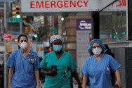 Κορωνοϊός: Θλιβερό ρεκόρ στις ΗΠΑ με 80.000 κρούσματα