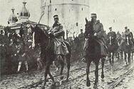 Σαν σήμερα 26 Οκτωβρίου ο ελληνικός στρατός απελευθερώνει τη Θεσσαλονίκη απ' τους Οθωμανούς