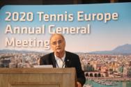 Εκλογή του Σπύρου Ζαννιά στο Δ.Σ. της Ευρωπαϊκής Ομοσπονδίας Τένις