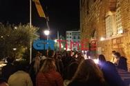 Θεσσαλονίκη: Ουρές πιστών έξω από τον Άγιο Δημήτριο (pics+video)