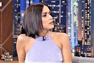 Χριστίνα Σάλτη: «Λύγισε» μιλώντας για την ενδοοικογενειακή βία που υπήρχε στο σπίτι της (video)