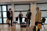 Επίσκεψη του υπουργού Επικρατείας και Ψηφιακής Διακυβέρνησης στη Φλόγα