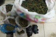 Συνελήφθη μετά από καταδίωξη διακινητής ναρκωτικών στην Ηλεία