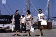 Ρετρό: Ο Μώλος στο παλαιό λιμάνι της Πάτρας το 1966 (video)