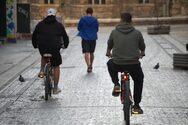 Πάτρα: Η καραντίνα θέλει την αναψυχή της - Τα ποδήλατα βγήκαν και πάλι στους δρόμους!