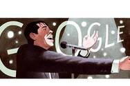 Ζακ Μπρελ: Η Google τιμά με Doodle τον σπουδαίο Βέλγο