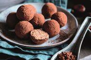 Ετοιμάστε σοκολατένια τρουφάκια με κάστανο