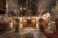 Αχαΐα: Αποκατάσταση των τοιχογραφιών της Ιεράς Μονής Μεγάλου Σπηλαίου