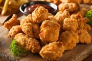 Τρυφερά nuggets κοτόπουλου