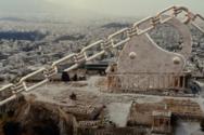 Lockdown - Κορωνοϊός: Οι άδειες ελληνικές πόλεις από ψηλά (video)