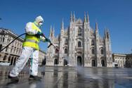 Κορωνοϊός: Παράταση του lockdown σε τέσσερις περιφέρειες στην Ιταλία