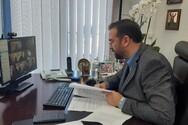 Πάτρα: Πραγματοποιήθηκε τηλεδιάσκεψη της ΠΔΕ για τους παραγωγούς της ποικιλίας ελιάς καλαμών