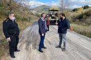 Αχαΐα: Εργασίες συντήρησης και αποκατάστασης στην επαρχιακή οδό Πάτρα - Χαλανδρίτσα - Καλάβρυτα