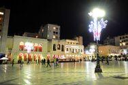 Πάτρα: Ανάβει σήμερα ο Χριστουγεννιάτικος διάκοσμος