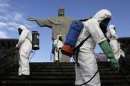 Κορωνοϊός: 34.130 νέα κρούσματα στη Βραζιλία