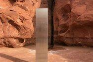 ΗΠΑ: Εξαφανίστηκε ο μυστηριώδης μεταλλικός μονόλιθος στην έρημο της Γιούτα