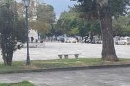 Πάτρα: «Αστακός» από τους αστυνομικούς ο χώρος γύρω από τον Άγιο Ανδρέα