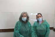 Αχαΐα: Γιατροί του Δήμου Αιγιάλειας εθελοντές στη μάχη για τον κορωνοϊό