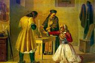 Σαν σήμερα 1 Δεκεμβρίου ο Θεόδωρος Κολοκοτρώνης μυείται στη Φιλική Εταιρεία