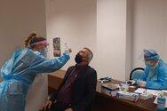 Αχαΐα: Διενέργεια rapid test του ΕΟΔΥ στο προσωπικό των υπηρεσιών του Δήμου Ερυμάνθου