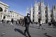 Κορωνοϊός - Ιταλία: Πάνω από 750.000 τα ενεργά κρούσματα